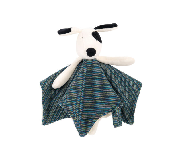 moulin roty 632350 πανάκι αγκαλιάς σκυλάκι