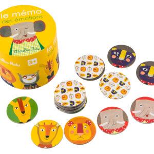 moulin roty 661308 Παιχνίδι μνήμης και συναισθημάτων