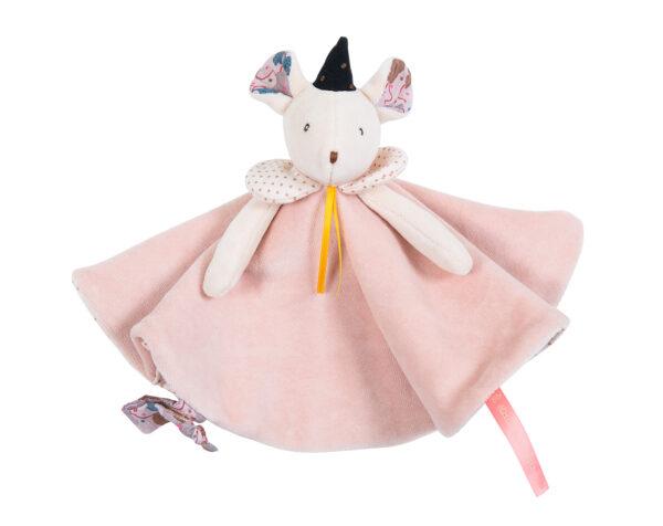 moulin roty 664015 πανάκι αγκαλιάς ποντικίνα
