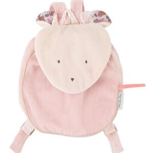 moulin roty 664070 τσάντα πλάτης ποντικίνα