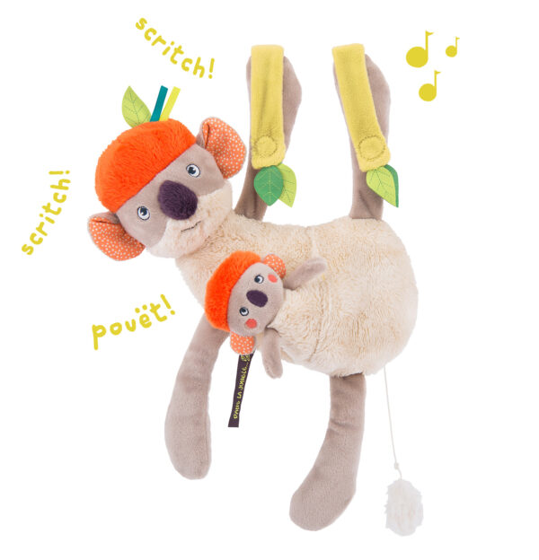 moulin roty 668040 Μουσικό Κοάλα κρεμαστό