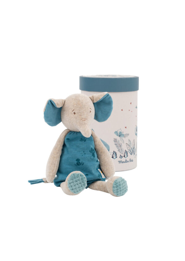 moulin roty 669021 Ελέφαντας σε κουτί 37εκ