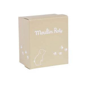 moulin roty 710046 αρκουδάκι σε κουτί 19εκ
