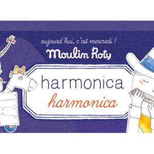 moulin roty 713107 Φυσαρμόνικα μεταλλική