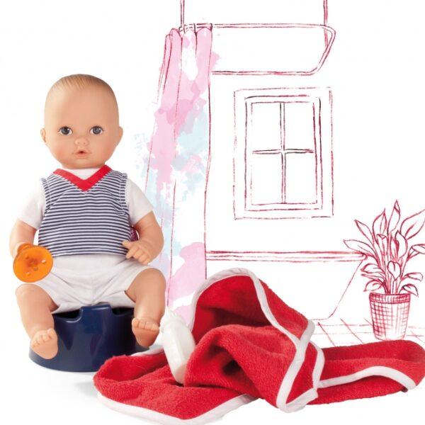 Goetz 1354015 Μωρό Μπάνιου 33εκ με Γιο-γιό και Αξεσουάρ 8τμχ