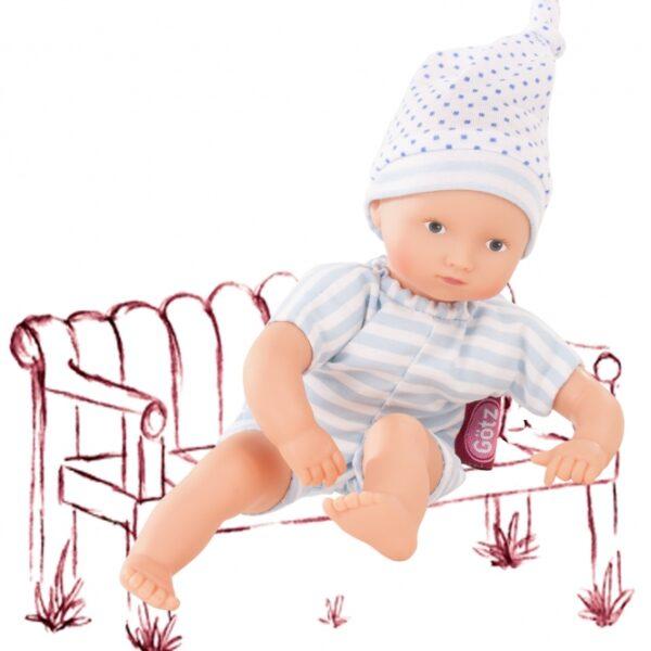 Goetz 3402891 Μωράκι Μίνι Mπάνιου 22εκ Αγόρι