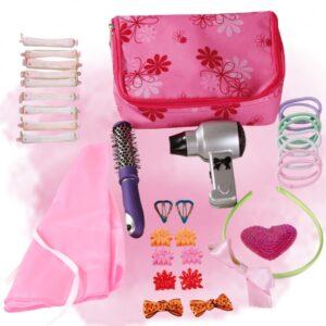 Goetz 3402239 Σετ Περιποίησης Μαλλιών 34τμχ για Όλες τις Κούκλες με Μαλλιά