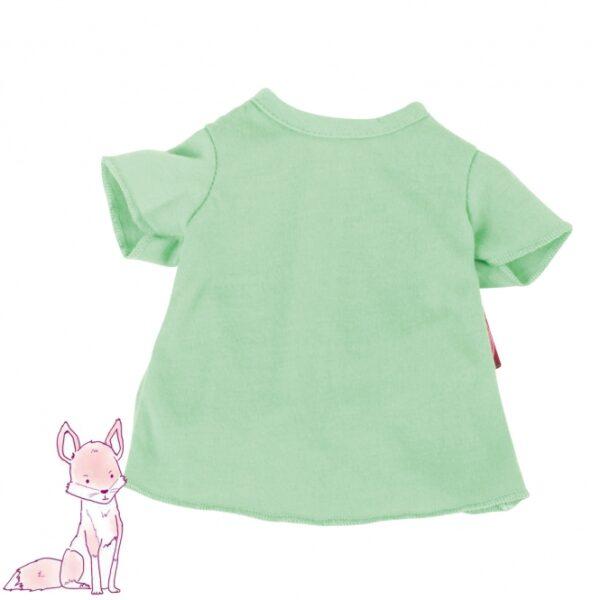 Goetz 3402827 Μπλουζάκι κούκλας πράσινο για Κούκλα 45-50εκ
