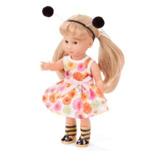 Goetz 3403064 Σετ Ρούχων Μέλισσούλα 6τμχ για Κούκλα JLM 27εκ