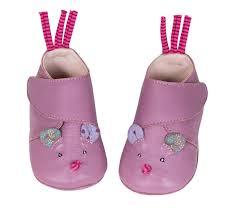 moulin roty 629522 Παπούτσια μωρού 12-18 μηνών Δέρμα