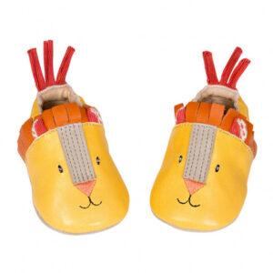 moulin roty 658520 Παπούτσια μωρού Δέρμα