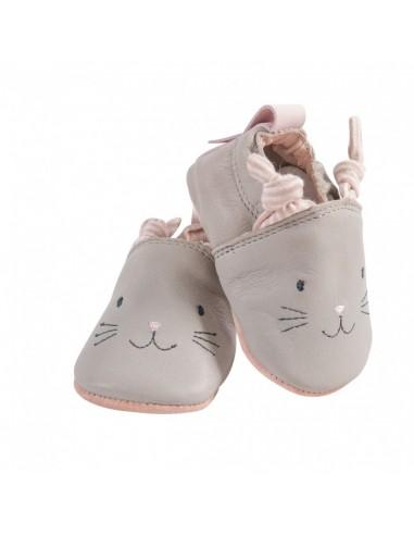 moulin roty 663522 Παπούτσια μωρού Δέρμα 12-18 μηνών