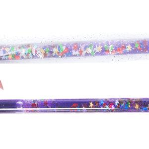 moulin roty 711371 Μαγικό ραβδί με γκλιτερ 29,5 εκ βιολετί