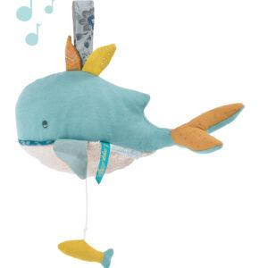 moulin roty 714042 Μουσική Φάλαινα κρεμαστή