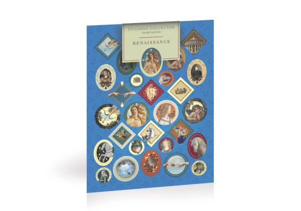 MonPetitArt STICORE Καρτέλες με 30 Στίκερς - Αναγέννηση