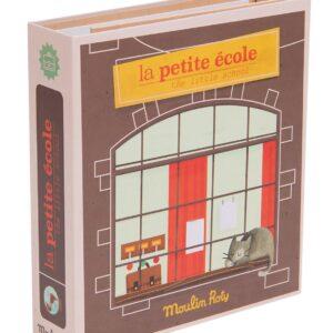 moulin roty 710416 Βαλιτσάκι Παιχνιδιού - Σχολείο
