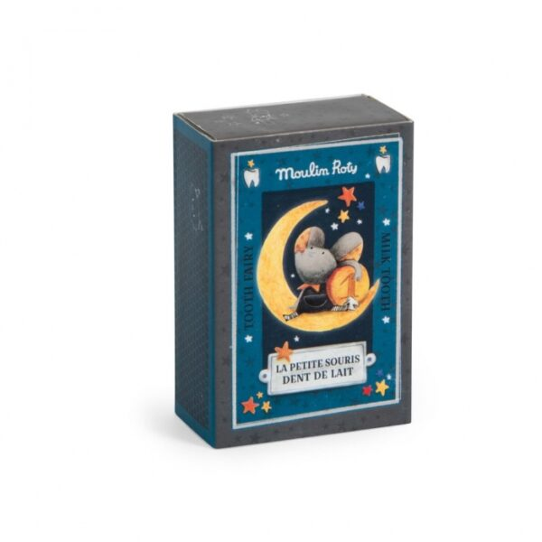 moulin roty 666004 Θήκη για τα πρώτα δοντάκια Γατούλης