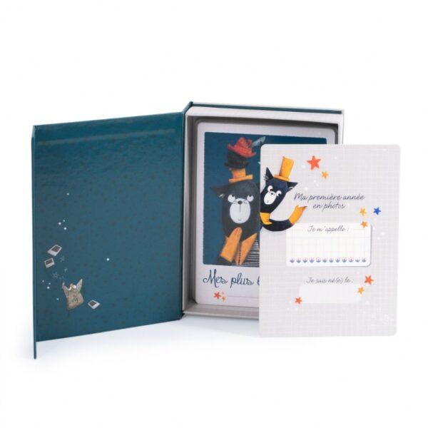 moulin roty 666601 Kάρτες Αναμνήσεων των 12 πρώτων μηνών του μωρού
