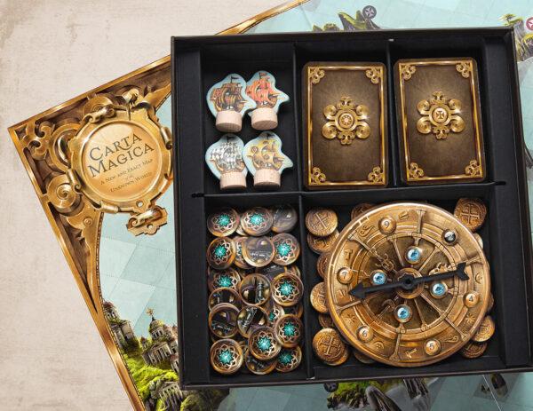 Marbushka CARTA MAGICA Επιτραπέζιο παιχνίδι Μαγική Κάρτα - 4 πάικτες
