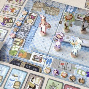 Marbushka Chefs Επιτραπέζιο Οι Σέφ - 2 ως 6 παίκτες
