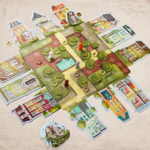 Marbushka Dogs and Homes Επιτραπέζιο Σκύλοι και Σπίτια - 2-4 παίκτες