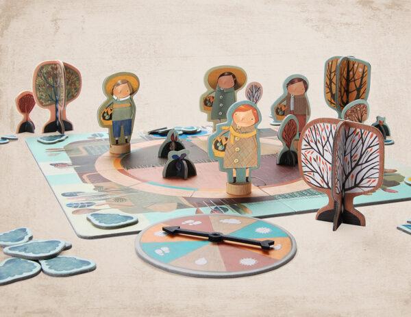 Μarbushka In the garden- Επιτραπέζιο Στον Κήπο - εως 4 παίκτες