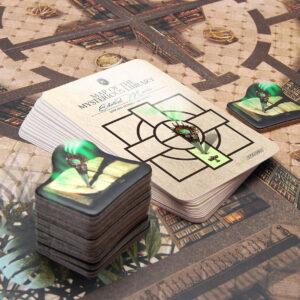 Marbushka Mysterious Library Επιτραπέζιο -Μυστηριώδης Βιβλιοθήκη- εως 4 πάικτες