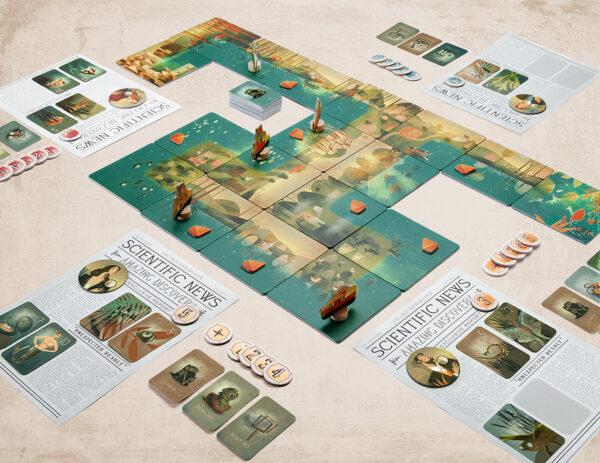 Marbushka River - Επιτραπέζιο Το Ποτάμι - 2-4 παίκτες