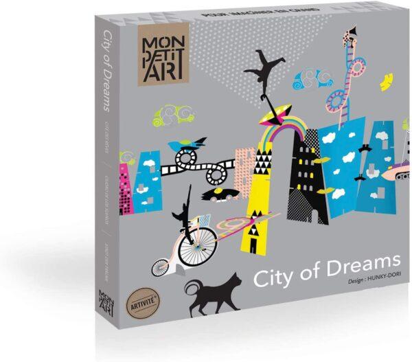 MonPetitArt CODMAY2 Φτιάξε την Πόλη των ονείρων σου
