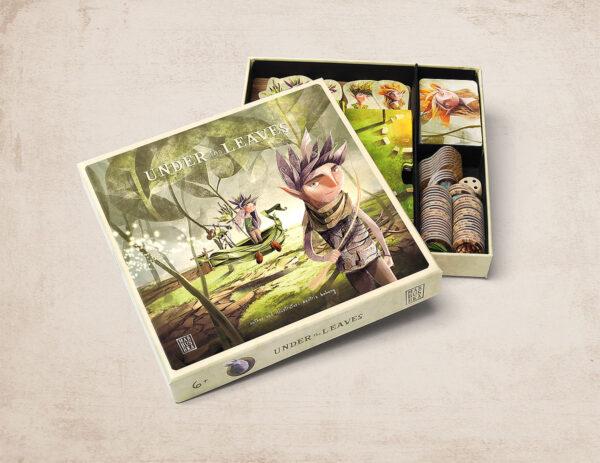 Marbushka Κάτω από τα Φύλλα Επιτραπέζιο 2-4 παικτες